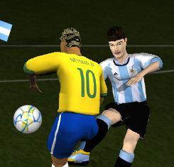 Play Brasil vs Argentina 2017/2018