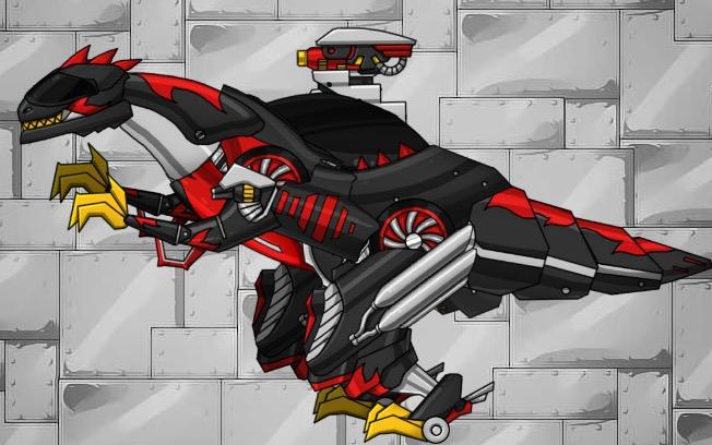 Play Dino Robot Amarga Allo